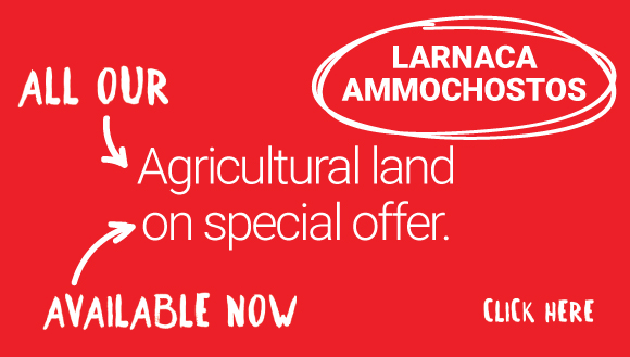 Agricultural Land in Larnaca & Ammochostos