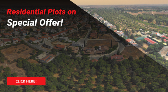 Residential Plots on Special Offer